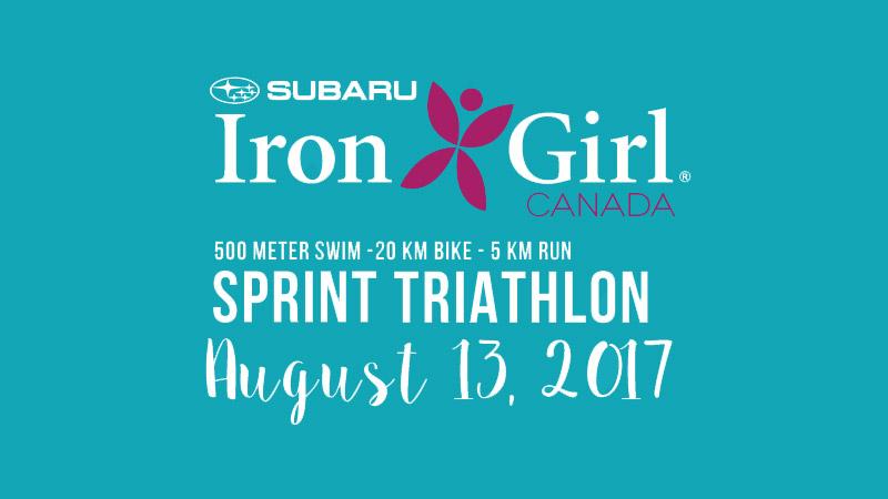 Subaru Iron Girl Canada